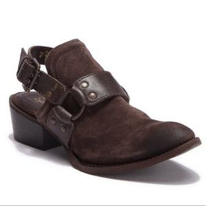 NWT Splendid brown boots
